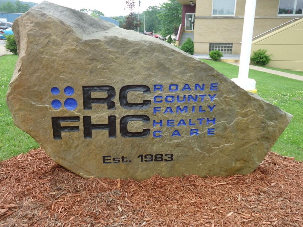 Image of a the RCFHC Rock