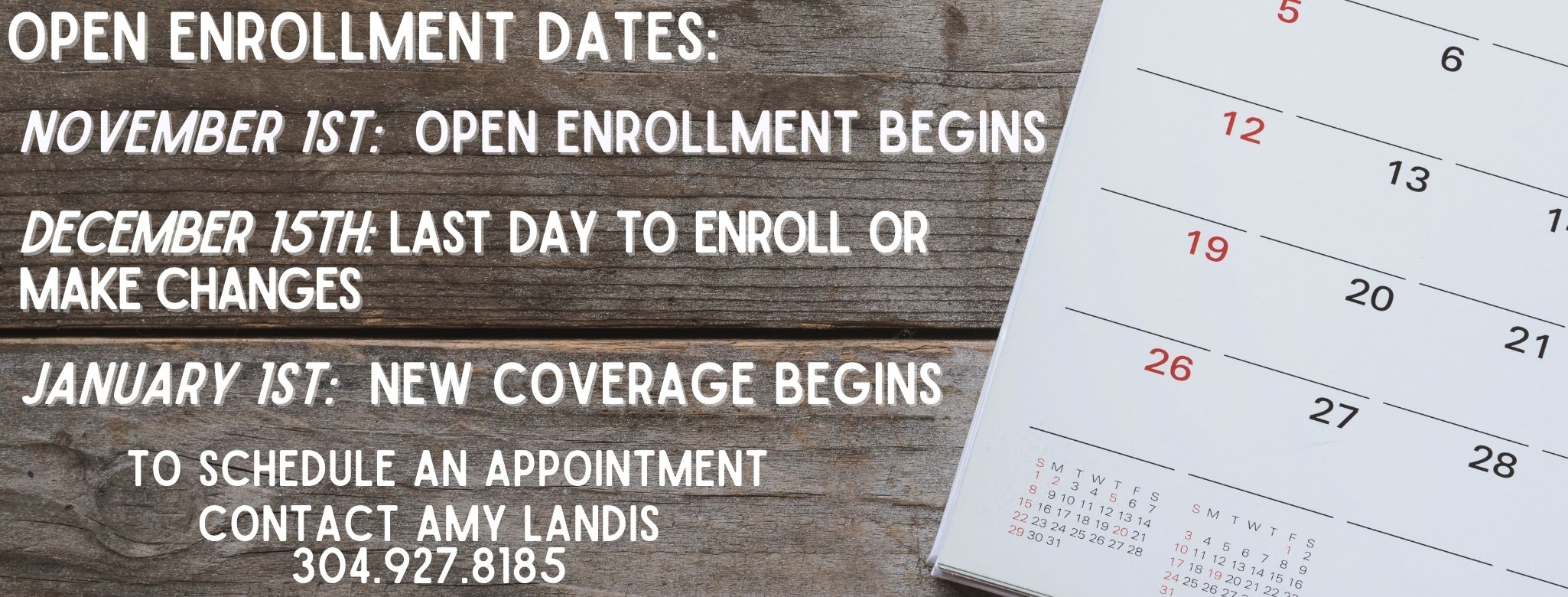 Marketplace Open Enrollment
