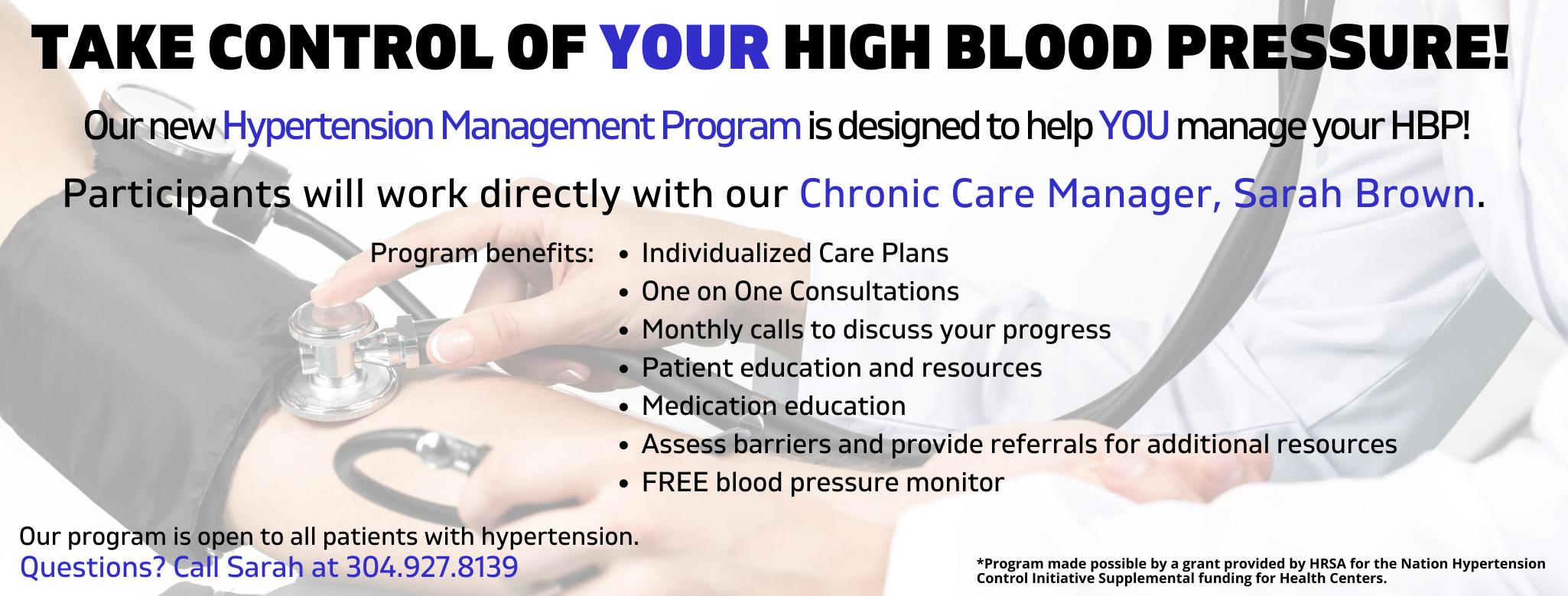 Hypertension Program