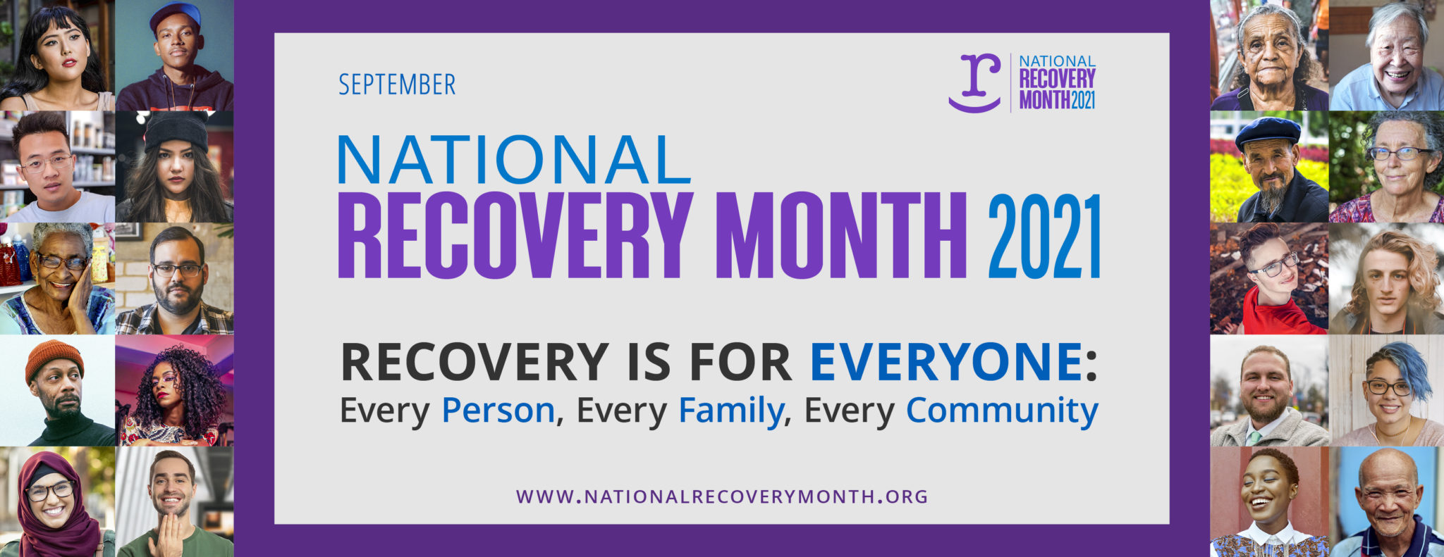 National Recovery Month 2021